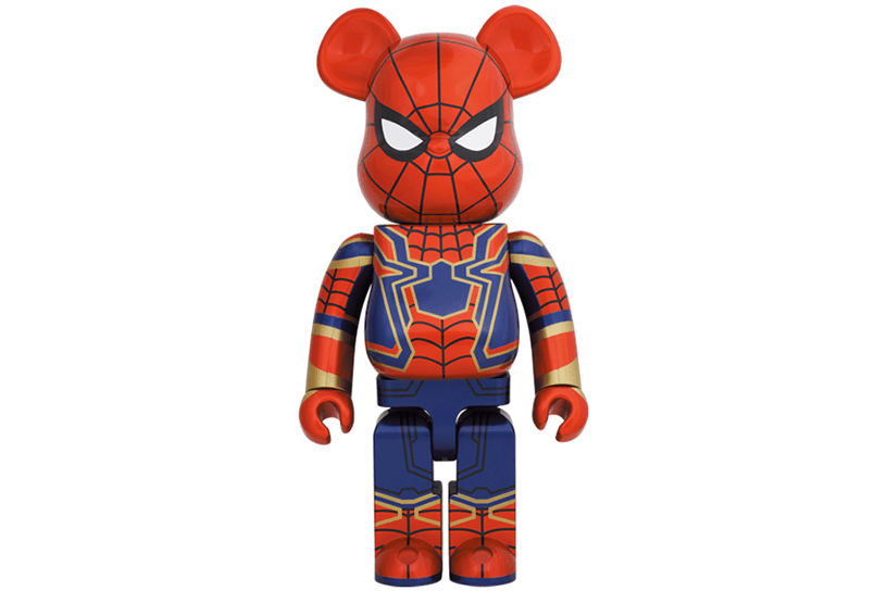 BE@RBRICK IRON SPIDER 1000% 74,800円(税込)