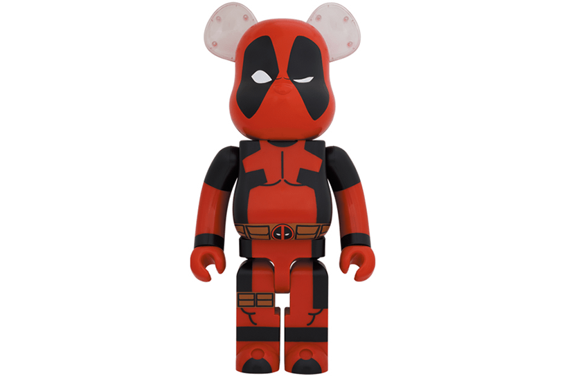 BE@RBRICK DEADPOOL 1000% 63,800円(税込)
