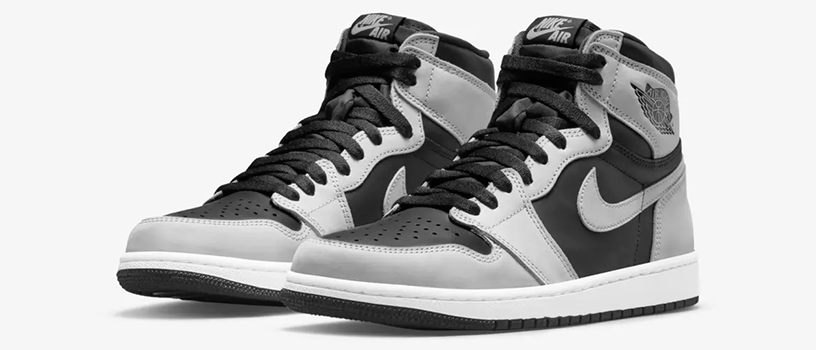 "【抽選:5月18日(火)まで】NIKE AIR JORDAN 1 RETRO HIGH OG ""SHADOW 2.0"""