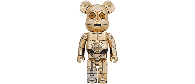 【5月15日(土)】BE@RBRICK C-3PO(TM)& TC-14