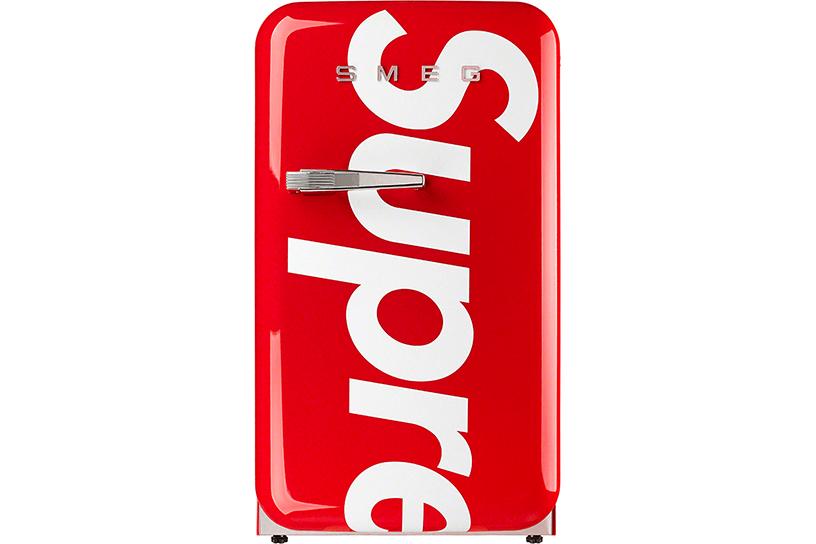 Supreme®/SMEG Mini Refrigerator