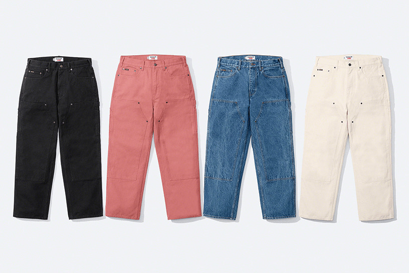 Supreme®/Timberland® Double Knee Painter Pant