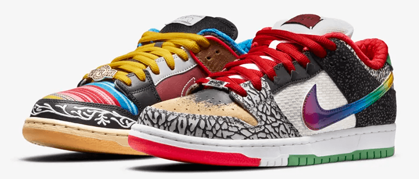 "【5月22日(土)~】NIKE SB DUNK LOW ""WHAT THE PAUL"""