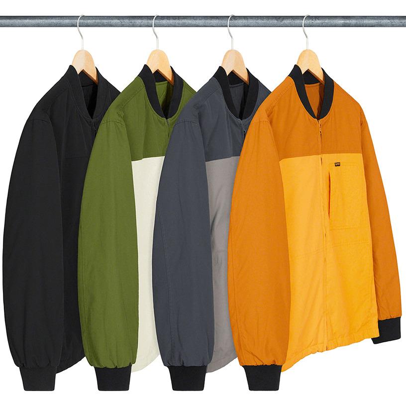 Reversible Tech Work Jacket