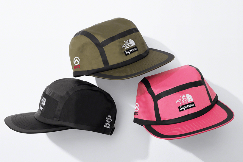 Supreme®/The North Face® Summit Series Outer Tape Seam Camp Cap