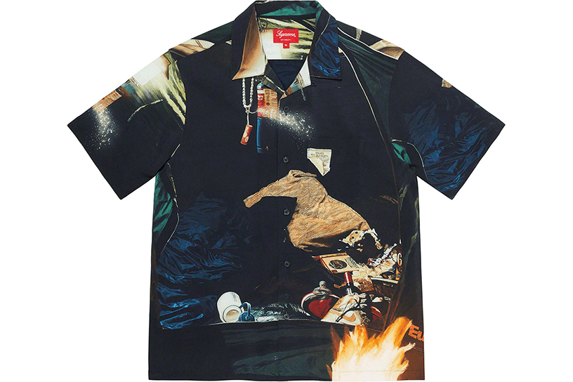 Firecracker Rayon S/S Shirt
