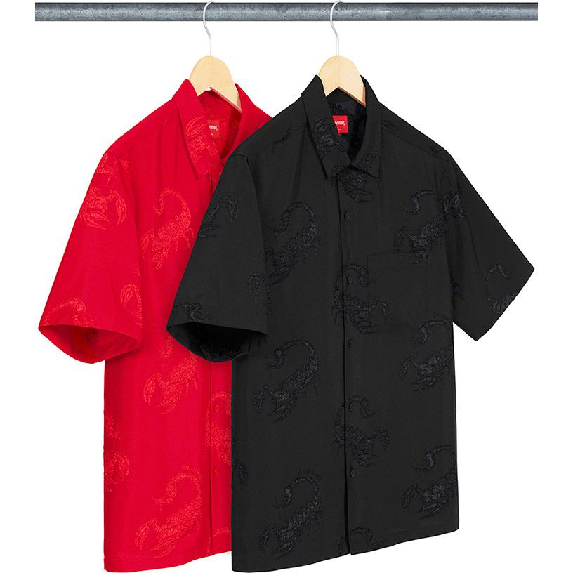Scorpion Jacquard S/S Shirt