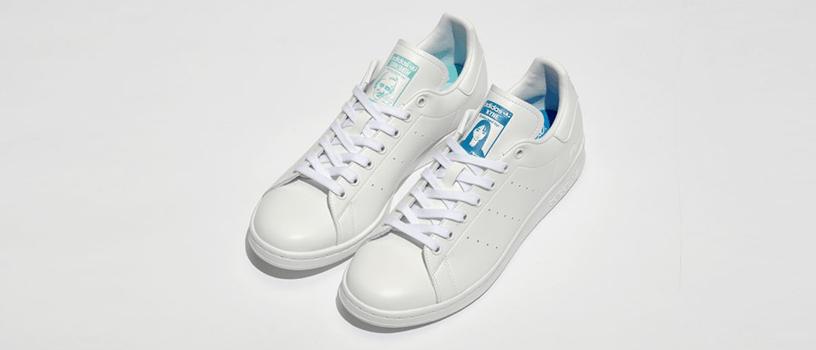 """【抽選:6月18日(金)16時30分まで】adidas Originals x KYNE """"STAN SMITH KYNE"""""""