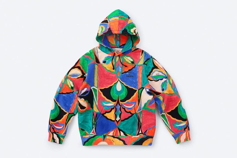 Supreme®/Emilio Pucci® Hooded Sweatshirt