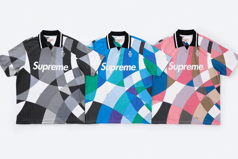 Supreme®/Emilio Pucci® Soccer Jersey