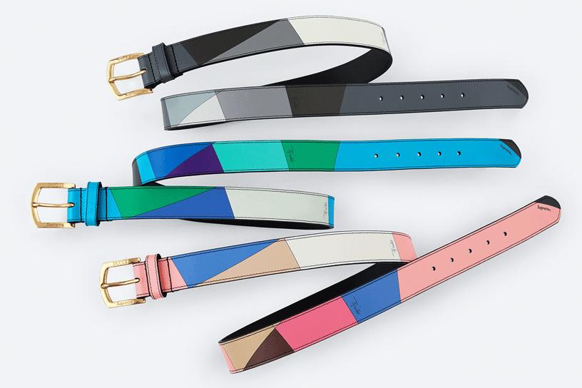 Supreme®/Emilio Pucci® Belt