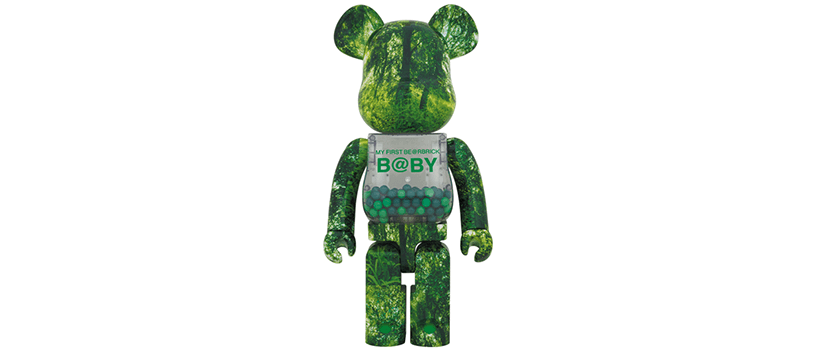 【6月19日(土)~】MY FIRST BE@RBRICK B@BY FOREST GREEN Ver.