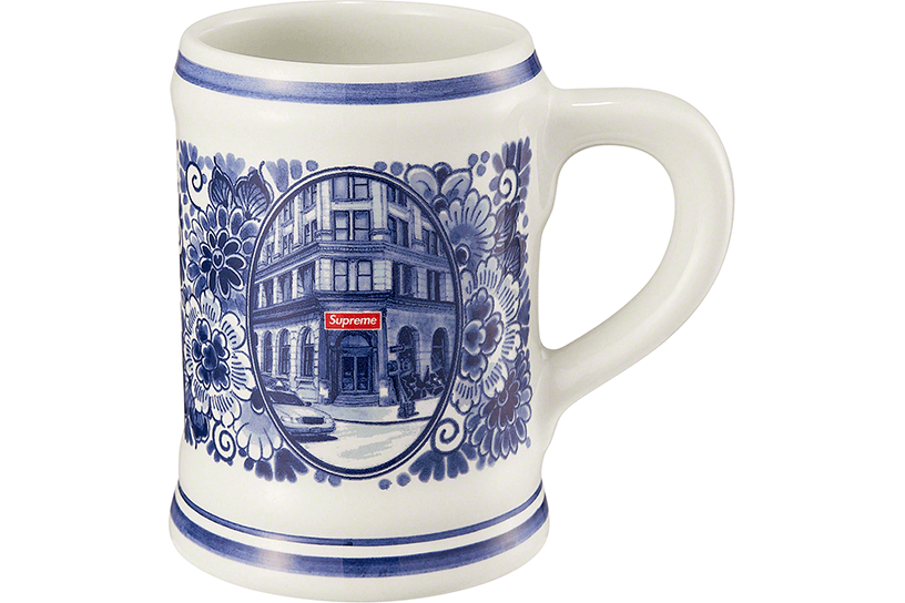 Supreme®/Royal Delft 190 Bowery Beer Mug