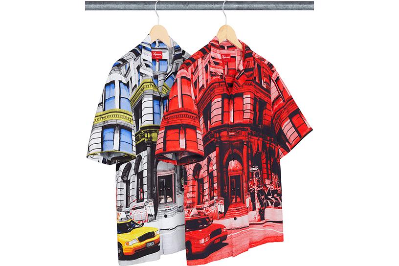 190 Bowery Rayon S/S Shirt