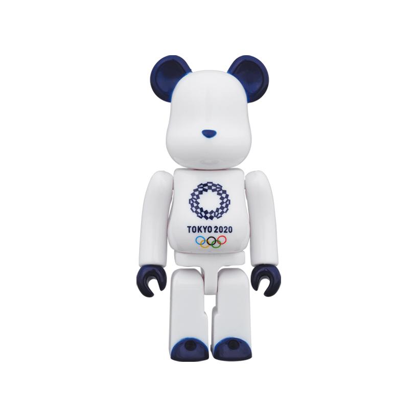 ベアブリック 100%(東京2020オリンピックエンブレム)