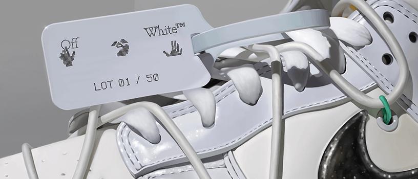 """【近日発売】NIKE DUNK LOW x OFF-WHITE """"THE 50"""""""