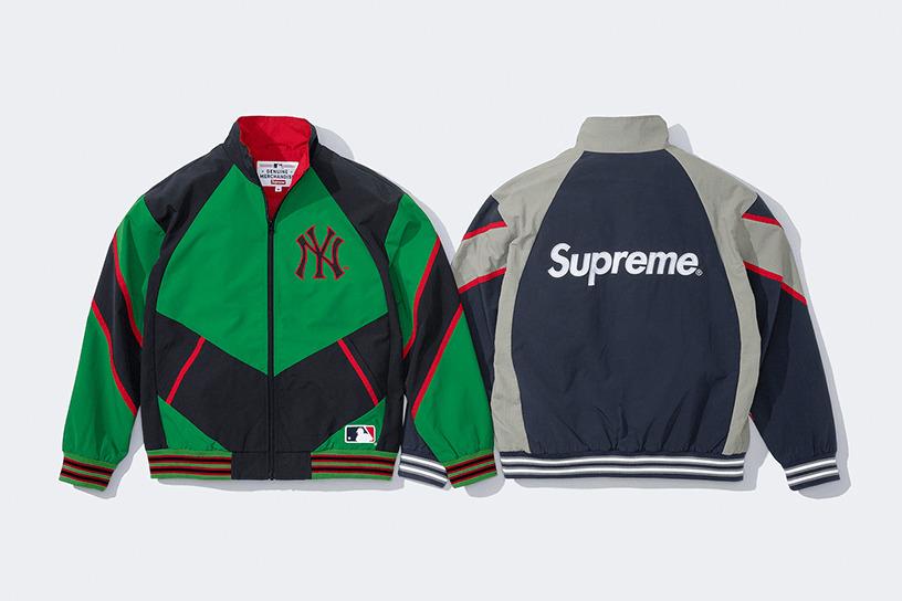 Supreme®/New York Yankees™ Track Jacket