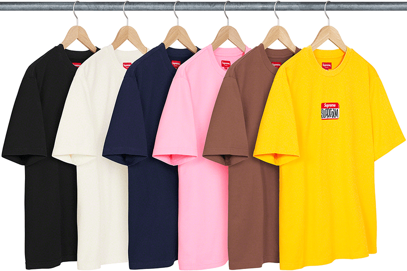 Gonz Nametag S/S Top