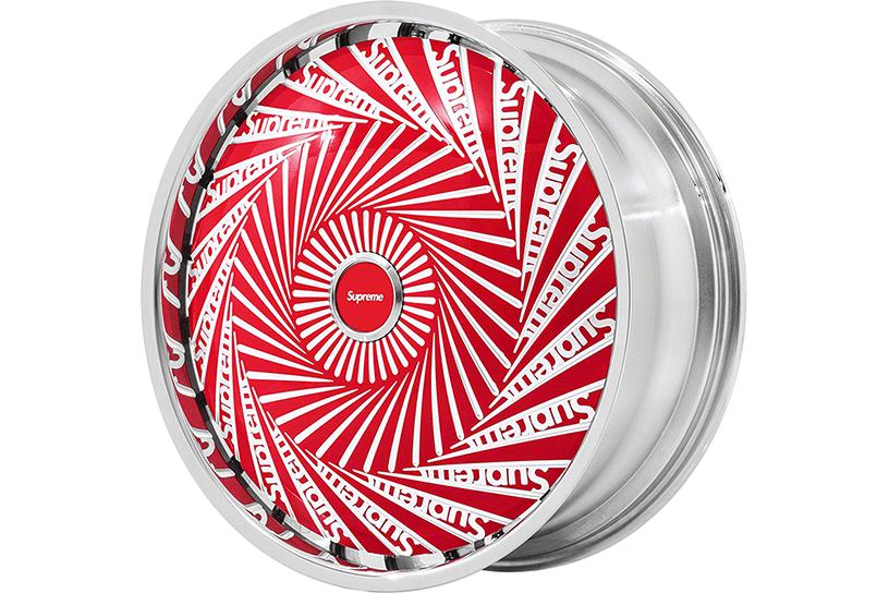 Supreme®/Dub Spinner Rims (Set of 4)
