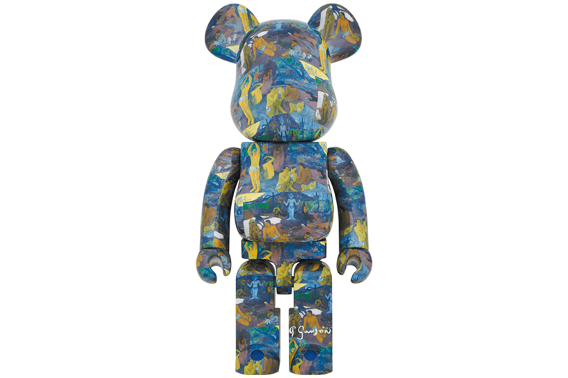 """BE@RBRICK Eugène Henri Paul Gauguin """"Where Do We Come From? What Are We? Where Are We Going?"""""""