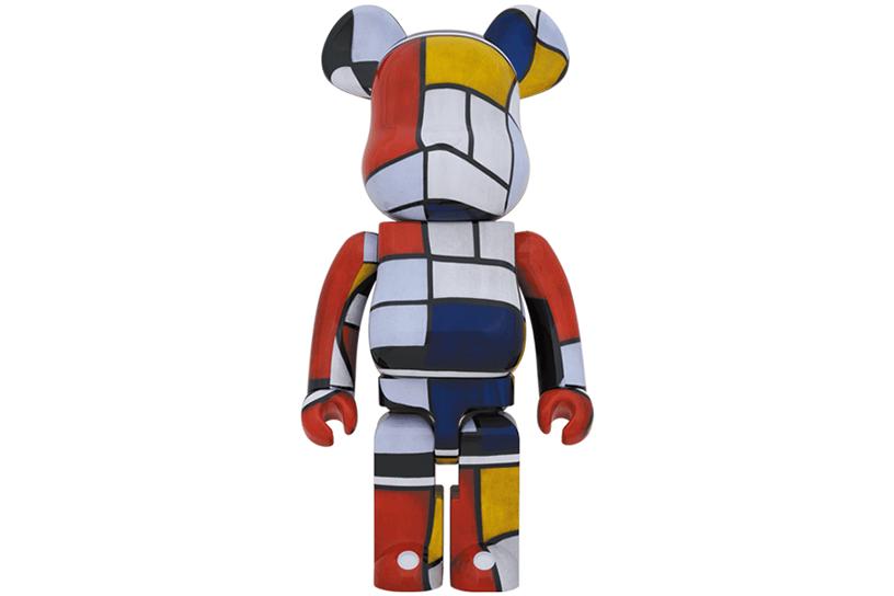 BE@RBRICK Piet Mondrian