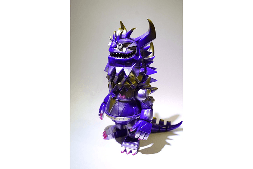 MECHA RANGEAS Purple-2