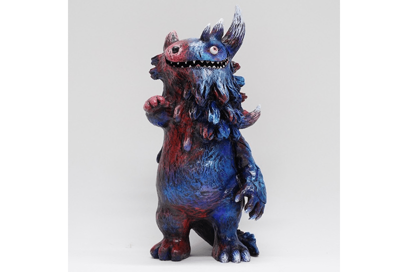 S × T Statue second Ver. (Red and Blue)