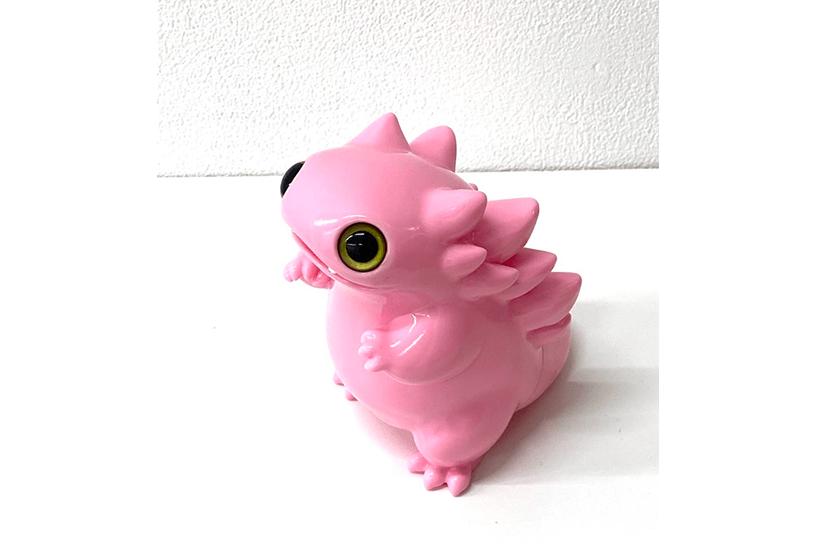 ヤモリ怪獣トッケ (Pink)