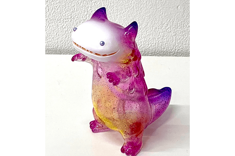 山椒魚怪獣バイロン / Pink Toumaline Ver.