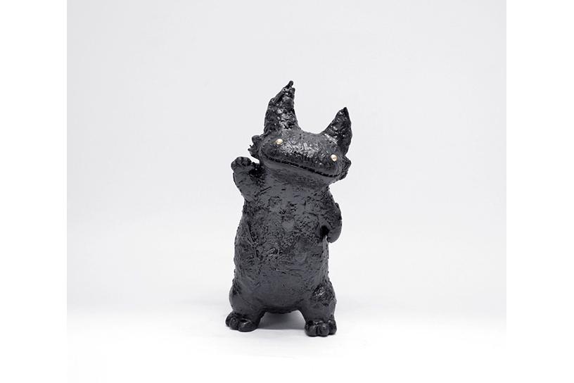 Native Byron Statue (Black)