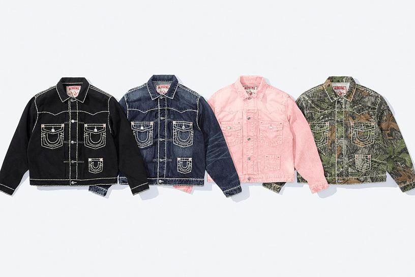 Supreme®/True Religion® Denim Trucker Jacket