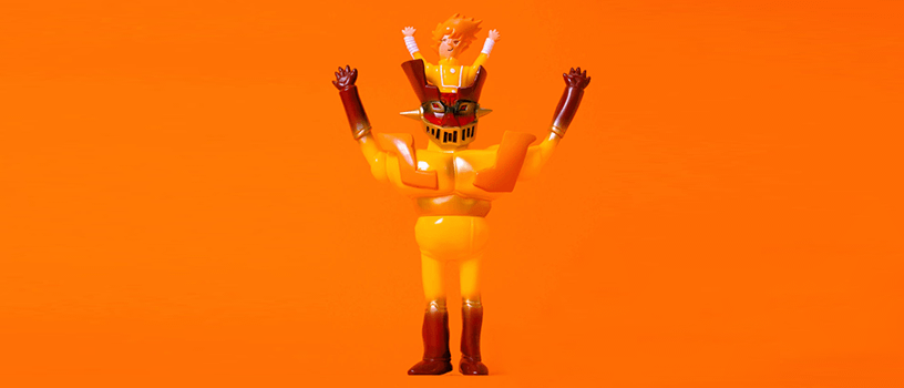 【抽選:10月11日(月)9時まで】マジンガーZ designed by SwimmyDesignLab 4期