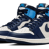 "【8月31日(土)】NIKE AIR JORDAN 1 RETRO HIGH OG ""OBSIDIAN"""